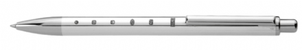 Sterling Silver Pen With Large Display Hallmarks